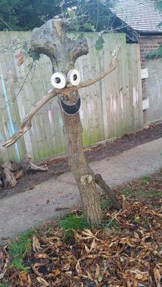 Stick Man at Chadwell Pre-school