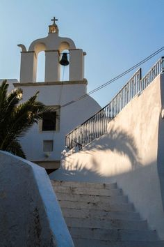 church Bell, in Naxos, Greece