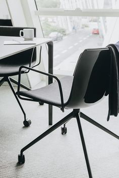 our Catifa chair by Arper at Bella Sky Hotel in Copenhagen