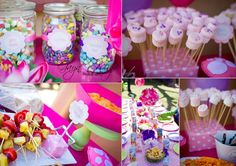 fairy Party | Imke's Fairy Birthday Party | ArtsyCraftyMom
