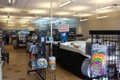 Hot Tubs, Pool Showroom, supplies, pool games and more!