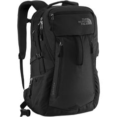 The North Face Router Backpack, Black