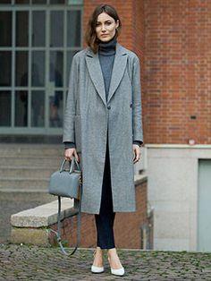 Giorgia Tordini Milan Fashion Week 2014 Street Style