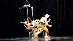 Начало шоу Varekai знаменитого Cirque du Soleil! #казань #Varekai #kazan