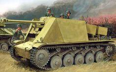 1943 5 cm PaK 38 auf Fahrgestell Panzerkampfwagen II - Ron Volstad