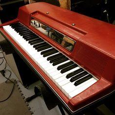 Another beautiful rare Wurlitzer Electric Piano 200 babe!