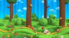 11 Yoshis Woolly World HD Wallpapers | Backgrounds - Wallpaper Abyss