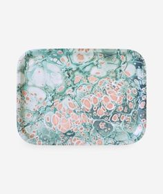 Marbled Breakfast Tray