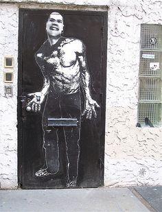 WK INTERACT http://www.widewalls.ch/artist/wk-interact/ #WKInteract #streetart #urbanart #murals