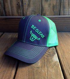 f9eab9c4729 Be Clean Gray Green Cap - Ranch Dress n