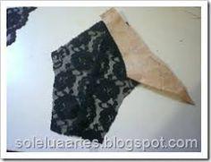Resultado de imagem para moldes online gratis de calcinha de renda