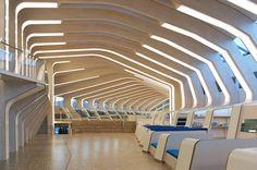 Vennesla library, Norway.