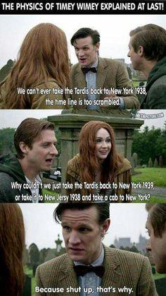 Exxxxxactly. Moffat. Pfft. #DaviesForever