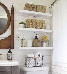 12 Smart Small Bathroom Storage Ideas | Home Decor Ways