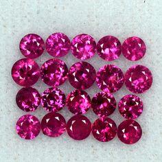 4 jewelry 4.3MM White Round Brilliant Cut Loose Moissanite Gemstone Lot 20PCS