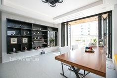 30평대 아파트에 어울리는 포인트 인테리어 (출처 Haeni) Display Shelves, Shelving, Interior Design Living Room, Interior Decorating, Home Design Plans, Apartment Interior, Dining Area, Home And Living, House Design