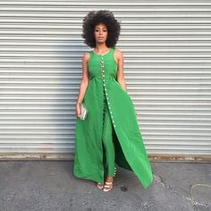 Solange Knowles- I stan for her style. Her fashion sense is in a league of its own. Moda Afro, Streetwear, Love Her Style, Mode Outfits, Couture, Mode Inspiration, African Dress, African Fashion, Natural Hair Styles