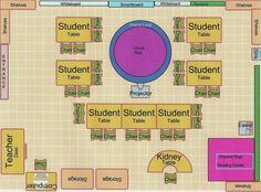 25+ best ideas about Classroom desk arrangement on Pinterest   Desk  arrangements, Classroom arrangement and Middle school classroom arrangement