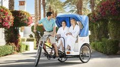 La Quinta Wheels: New Pedicab Deal | NBC Southern California