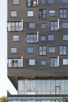 La Liberté by Dominique Perrault Architecture / Groningen, The Netherlands
