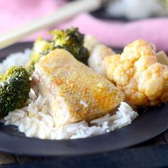 Red Curry Thai Fish