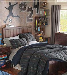 teen boy bedrooms on