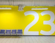 London Luton Airport — ico