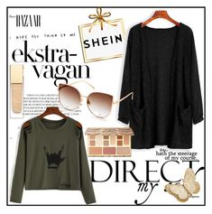 """""""SheIn 3/10 VIII"""" by dinna-mehic ❤ liked on Polyvore featuring Sephora Collection"""