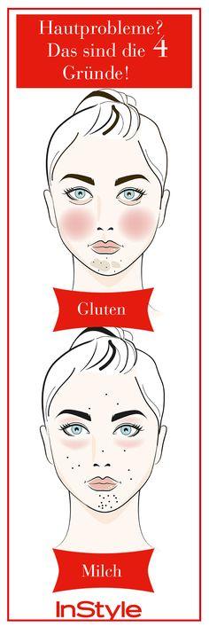 Diese 4 Gründe sind Schuld an deinen Hautproblemen!