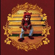 Precision Series Kanye West - College Dropout