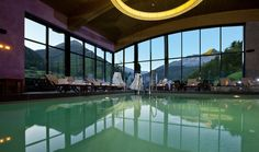 Designer Alpine getaways – 3 gorgeous hotels in Germany, Italy and Austria Sauna, Luxury Hotel Design, Deep Relaxation, Hotel Bed, One With Nature, Unique Hotels, Cheap Flights, Restaurant Design, Building
