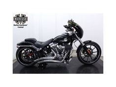 2014 Harley-Davidson FXSB - Softail Breakout, Houston TX - - Cycletrader.com
