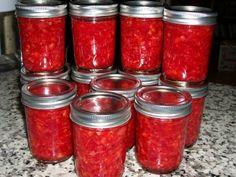 Homemade strawberry Jam!