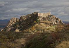 Efimerata_9 Castillos que no puedes dejar de ver en Burgos. Castillo de los Rojas.Poza de la Sal