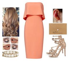 """""""The Pearl of Success"""" by teodoramaria98 ❤ liked on Polyvore featuring River Island, Anne Klein, Dogeared, Charlotte Tilbury, Lele Sadoughi, Fashion Forms, La Perla and Christian Dior"""
