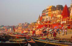 Varanasi: la ciudad habitada más antigua del mundo