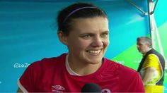 Christine Sinclair: 'I'm so proud of our team'