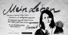 Hannah Mangold: Hannahs Leben  website link: http://www.hannahs-leben.de/