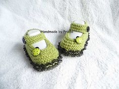 Lacy Baby Booties # Free # knitting pattern link here         DISCLAIMER    First and foremost I take no credit for any of the FREE p...