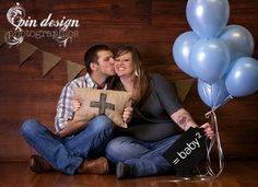 Gender Announcement of my husband and I expecting Twin boys!