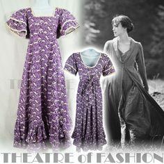 VINTAGE LAURA ASHLEY DRESS 70s 60s WEDDING BOHO FESTIVAL HIPPIE VICTORIAN GYPSY | eBay