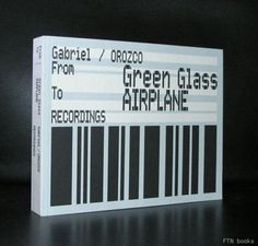 Gabriel Orozco,Stedelijk Museum#GREEN GLASS #mint, 2001
