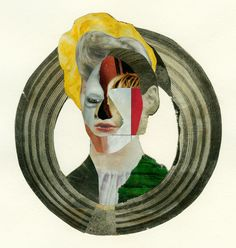 Ofer Wolberger : Archives : Collage Portraits : 1
