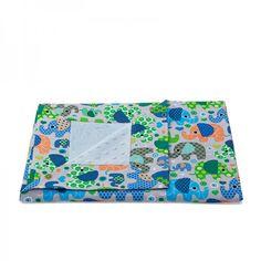 Βρεφική κουβέρτα με σχέδιο Ελέφαντες. (BS11-967) Picnic Blanket, Outdoor Blanket, Picnic Quilt