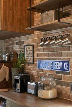 Kitchen Interior, Kitchen Design, Dark Blue Eyes, Kitchen Hacks, Kitchen Cabinets, Yahoo, Home Decor, Blog, Handmade