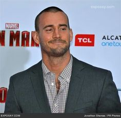 Got to love a man in a suit-Cm Punk
