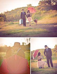 Vintage Shoot. Photographer: http://ckmetrophotos.com.au/