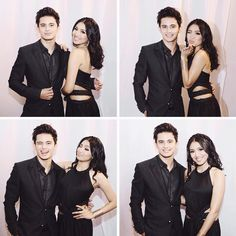 Here's a Look at Nadine Lustre and James Reid's Best Couple OOTDs | Preview.ph