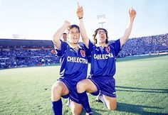 Rodrigo Goldberg y Marcelo Salas Chile, Running, My Love, Products, Happy Mothers Day, Sports, University, Lion Art, Blue