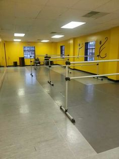Studio #2 remodeled in 2014 thanks to a generous donation from Lowe's in celebration of 5 years of dance!